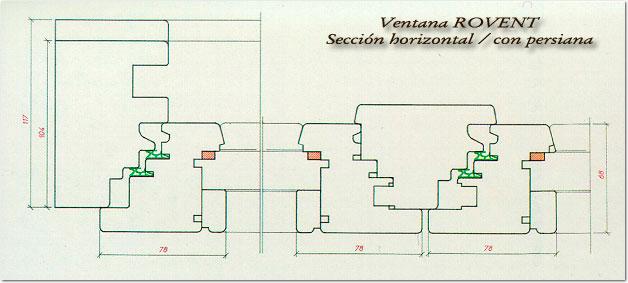 Sección vetana